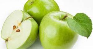 التفاح الاخضر وفوائده